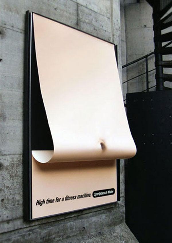 floppy ad paper sheet gut