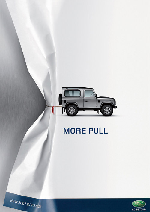 land rover pulling page
