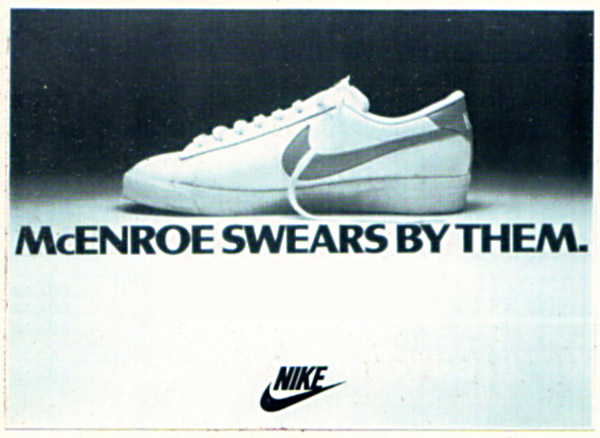 great headline mcenroe nike