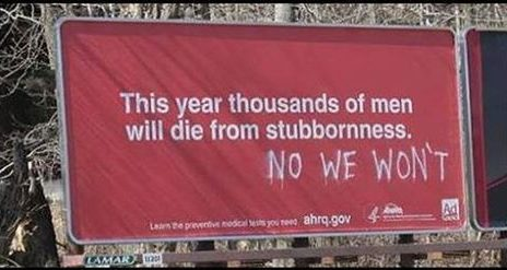 graffiti makes this billboard so much better