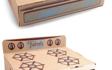 creative food packaging for fresh cookies