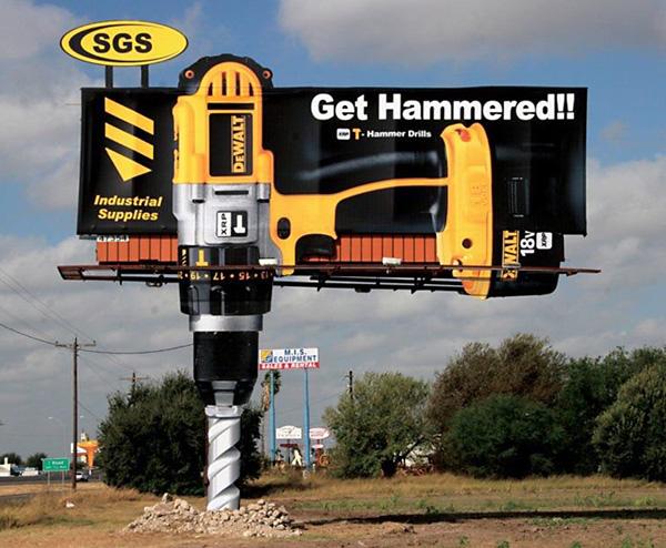 powerful billboard graphics