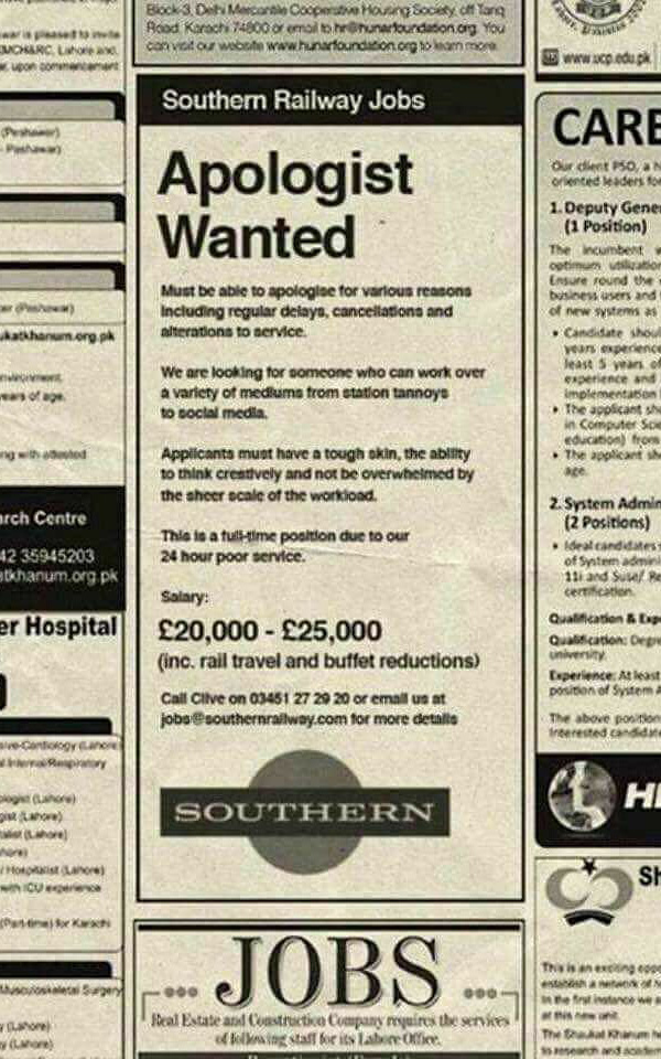hoax help wanted ad