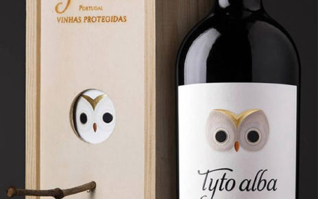 wine box that doubles as a bird house
