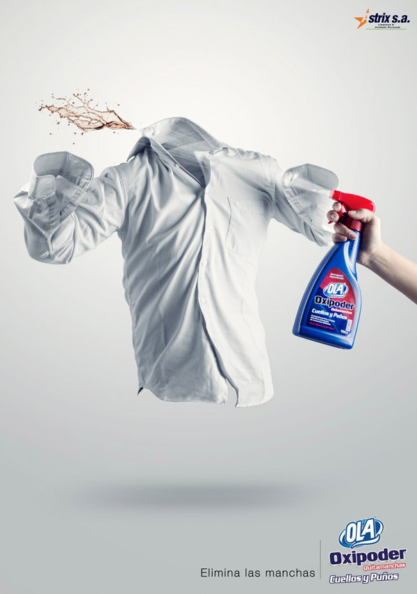 fast easy stain remover spray