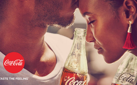 emotional story telling ads - taste the feeling - african american couple