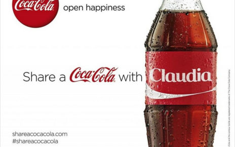 share a coke personalized bottles campaign