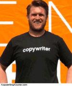 t-shirt marketing - walking, human billboard