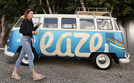 van wrap marketing - eaze