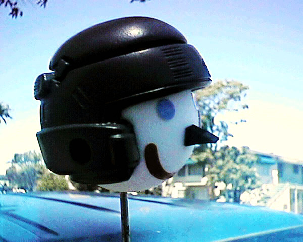 promotional giveaway marketing - jack in the box antenna head hockey