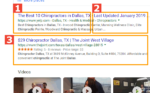 stand out in search result pages