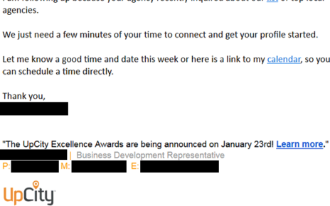 email reply that invites response