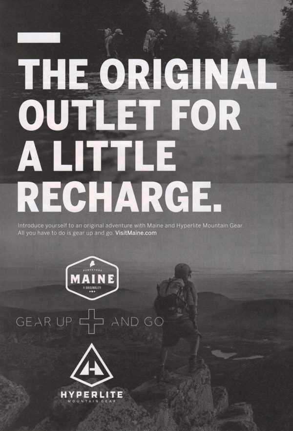 cooperative marketing maine outdoor gear