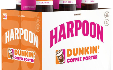 co-marketing harpoon dunkin donut