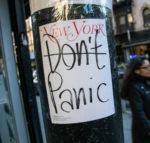 New York Magazine Panic cover
