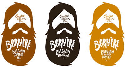 barbiere beer logo