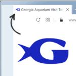 best favicon - georgiaaquarium.com