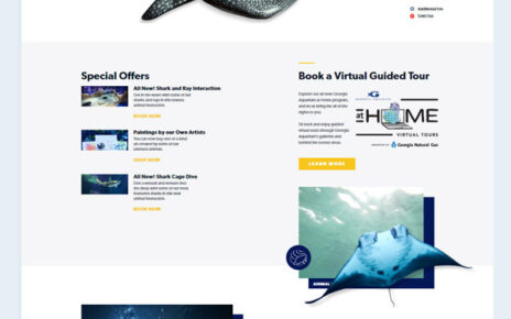 website great animation effects