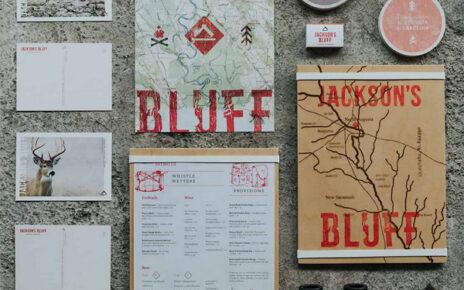 create business backstory jacksons bluff menu