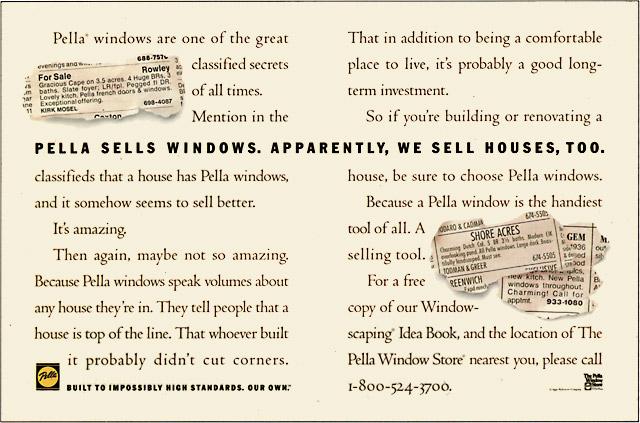focusing on unexpected benefits - pella windows